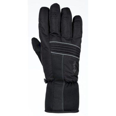 Kilpi Lyžařské rukavice Grant černá