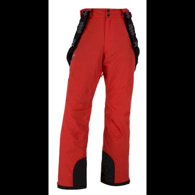 Kilpi Pánské lyžařské kalhoty Methone červená