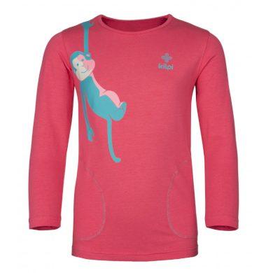 Kilpi Dětské tričko Simbag růžová