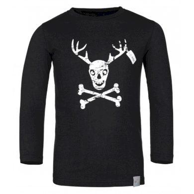 Kilpi Dětské tričko Hardyb černá