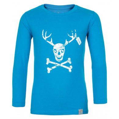 Kilpi Dětské tričko Hardyb modrá