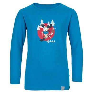 Kilpi Dětské tričko Lero modrá