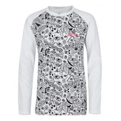 Kilpi Dětské tričko Vanilag bílá