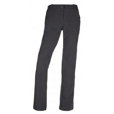 Kilpi Dámské outdoorové kalhoty Lago tmavě šedá