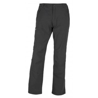Kilpi Pánské outdoorové kalhoty Lago tmavě šedá