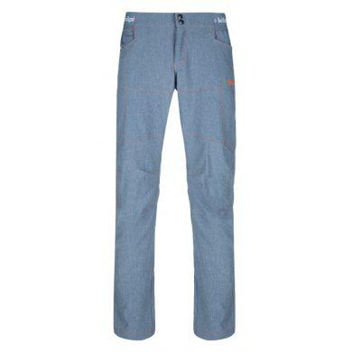 Kilpi Pánské outdoorové kalhoty Takaka modrá