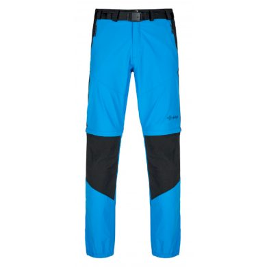 Kilpi Pánské outdoorové kalhoty Hosio modrá