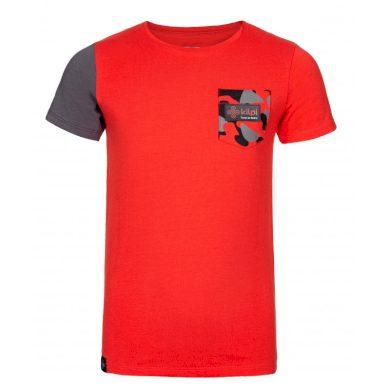 Kilpi Dětské tričko Vivanb červená