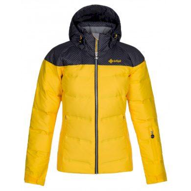 Kilpi Dámská lyžařská bunda Buffy žlutá