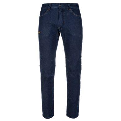 Kilpi Pánské outdoorové kalhoty Danny tmavě modrá