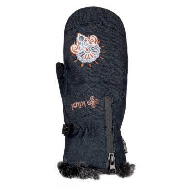 Kilpi Lyžařské rukavice Debby tmavě modrá
