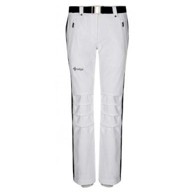 Kilpi Dámské lyžařské kalhoty Hanzo bílá