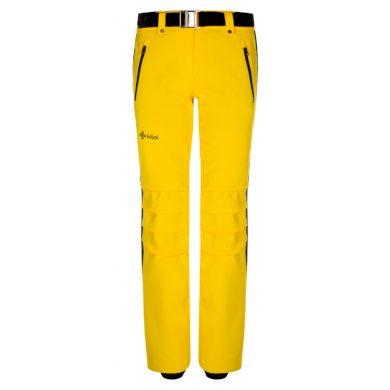 Kilpi Dámské lyžařské kalhoty Hanzo žlutá