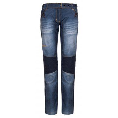 Kilpi Dámské lyžařské kalhoty Jeanso modrá