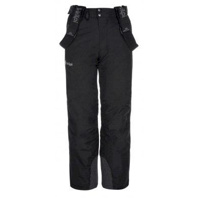 Kilpi Dětské lyžařské kalhoty Mimasb černá