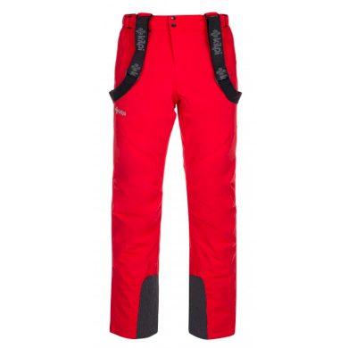 Kilpi Pánské lyžařské kalhoty Mimas červená