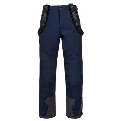 Kilpi Pánské lyžařské kalhoty Reddy tmavě modrá