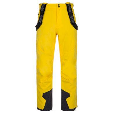 Kilpi Pánské lyžařské kalhoty Reddy žlutá