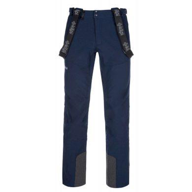 Kilpi Pánské lyžařské kalhoty Rhea tmavě modrá