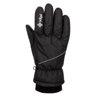 Kilpi Lyžařské rukavice Tata černá