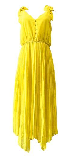 Šaty Rinascimento 1769/19P/2 Yellow