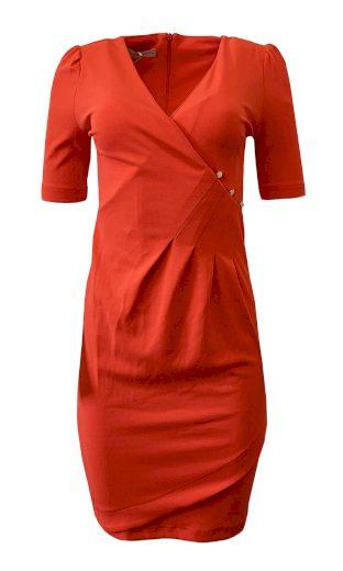 Šaty Rinascimento SC3354VD red