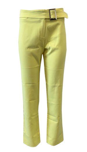 Kalhoty Rinascimento RNO 100635 yellow