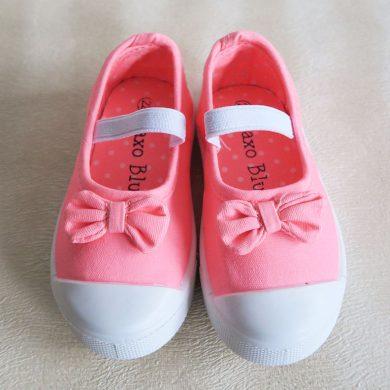 Dívčí boty s mašličkou Orchestra