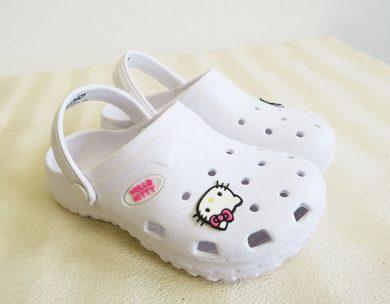 Dívčí crocs boty Hello Kitty Orchestra