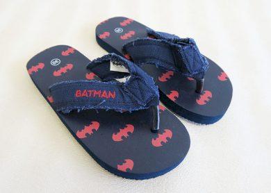 Chlapecké žabky Batman Orchestra
