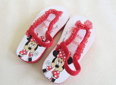 Dívčí obuv Minnie Orchestra
