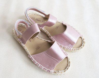 Dívčí sandály růžové Orchestra