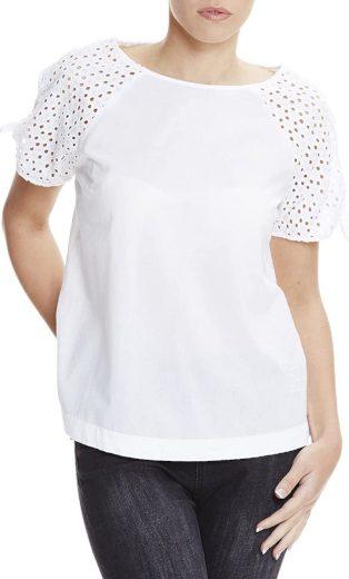 Dámské tričko Bench white BLWA000360 WH11185