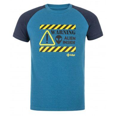 Kilpi Dětské tričko Salob modrá