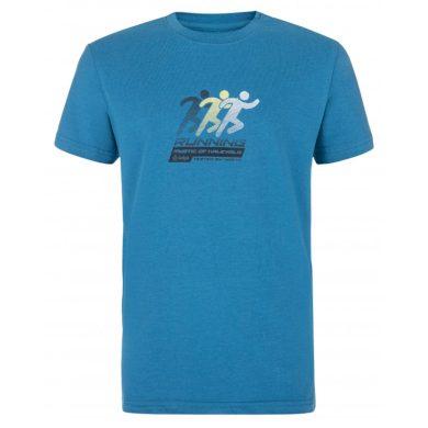 Kilpi Dětské tričko Lamib tmavě modrá