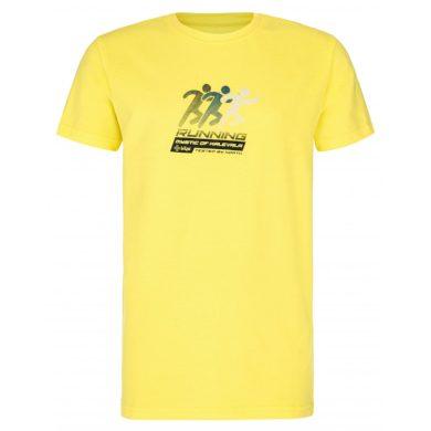 Kilpi Dětské tričko Lamib žlutá
