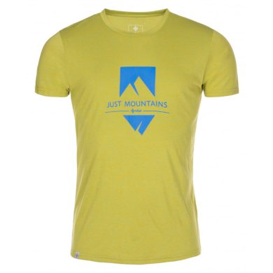 Kilpi Pánské tričko Garove žlutá