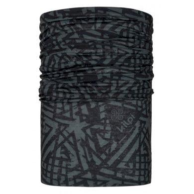 Kilpi šátek Darlin tmavě šedá  UNI