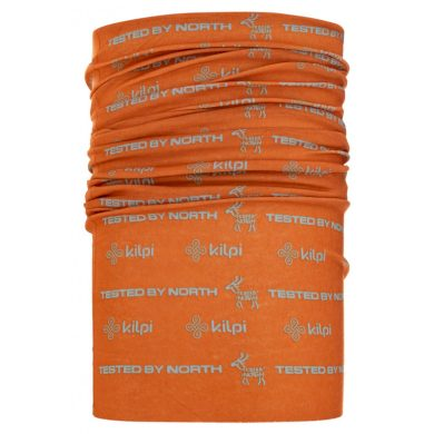 Kilpi šátek Darlin oranžová  UNI