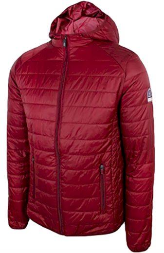 Lehká bunda Henleys s kapucí