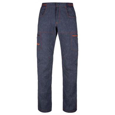 Kilpi Pánské outdoorové kalhoty Mimicri tmavě modrá