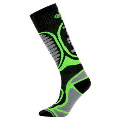 Kilpi Dětské ponožky Anxo zelená