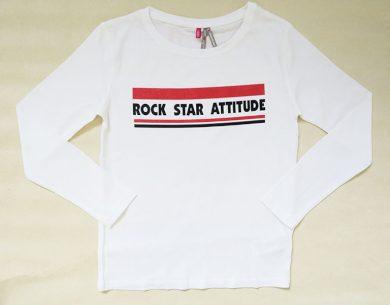 Dětské tričko rock star Orchestra HM91EI-BLA