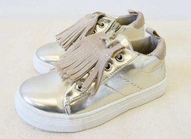 Dívčí boty zlaté Orchestra