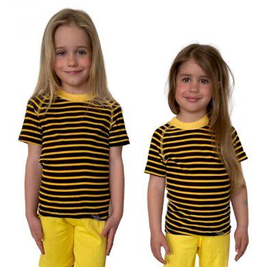 AG-TIVE barevné triko dětské