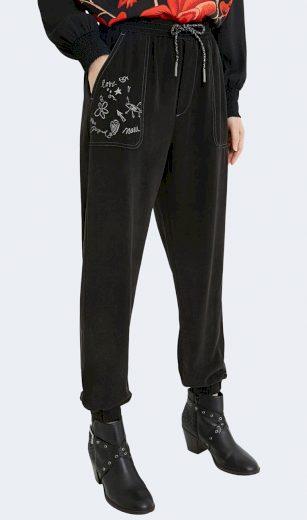 Kalhoty Desigual 21SWDD51/5162