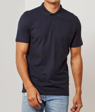 Tričko Calvin Klein blue K10K100229