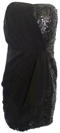 Kombinované šaty Morgan
