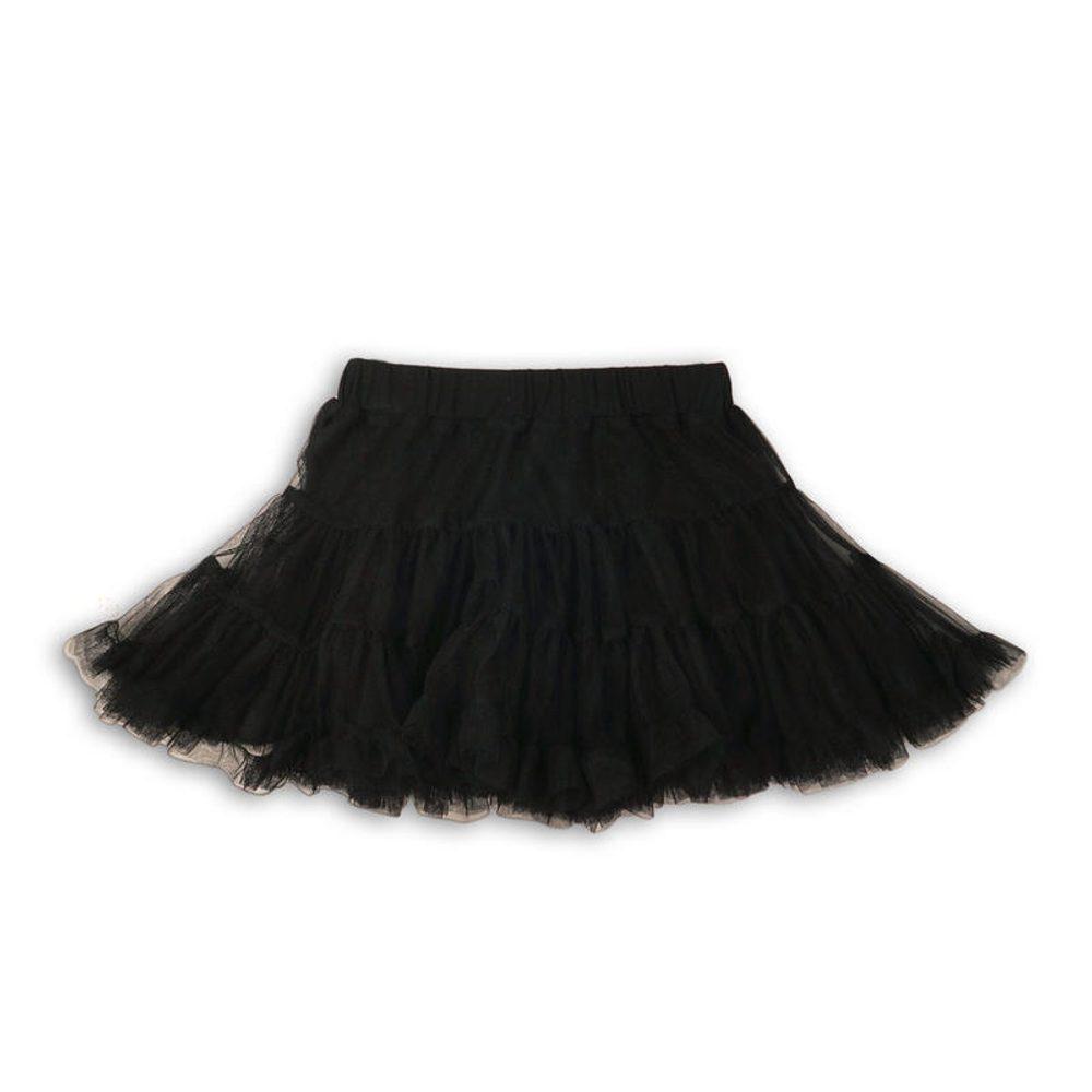 Minoti Sukně dívčí TUTU, Minoti, TWIST 10, černá