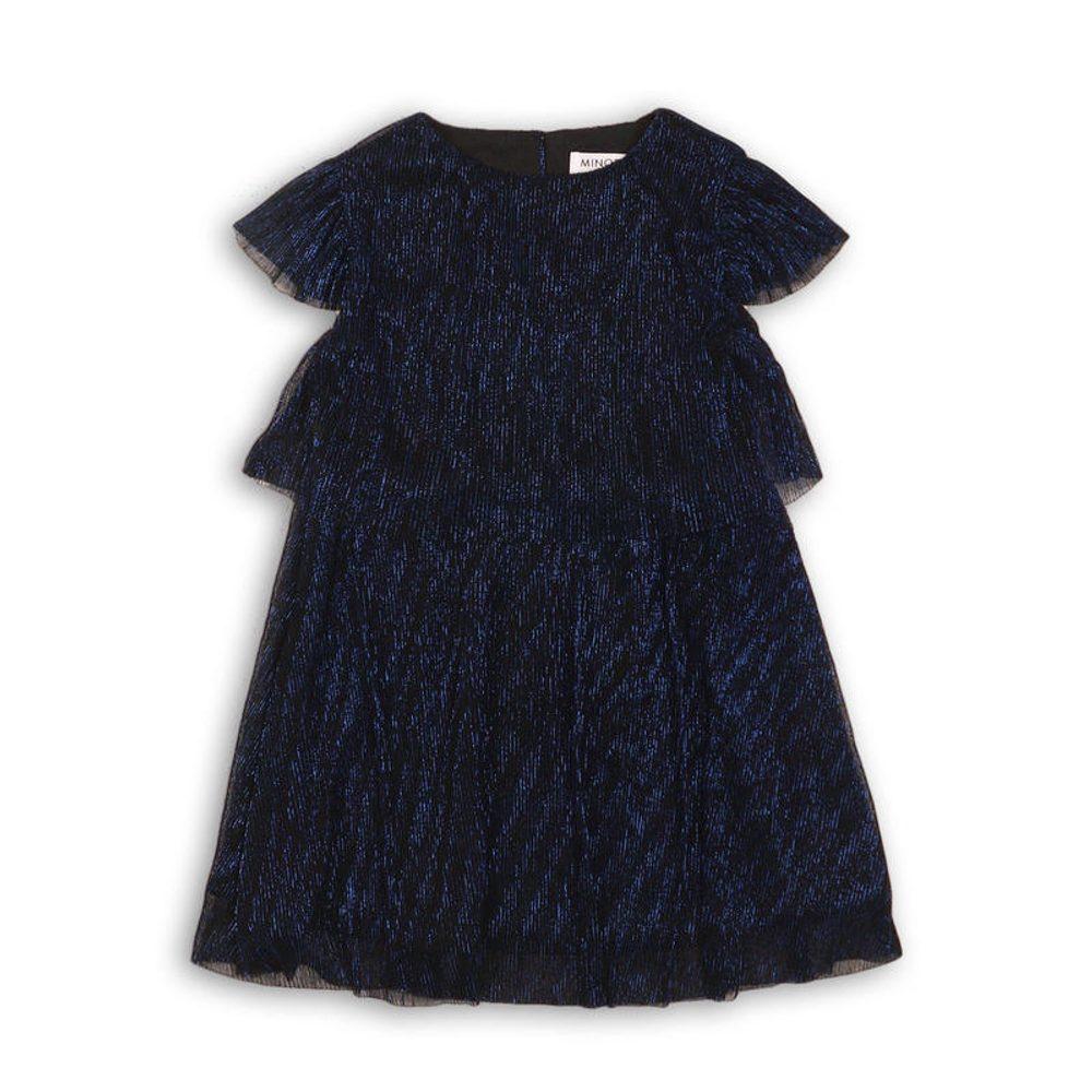 Minoti Šaty dívčí slavnostní, Minoti, FORTUNE 3, tmavě modrá